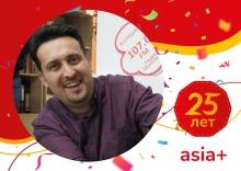 Андрей Соколов: «Моя работа – мое главное увлечение». «Азия-Плюс» о своих сотрудниках
