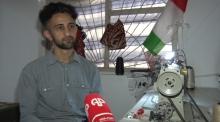 Как 25-летний Фируз поборол таджикские стереотипы и стал портным