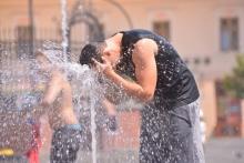 Как пережить усиливающуюся жару в Таджикистане?