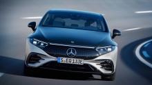 Mercedes то соли 2030 пурра ба истеҳсоли мошинҳои барқӣ мегузарад