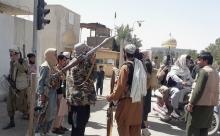 Армия ушла на броневиках: как выглядят взятые талибами города Афганистана