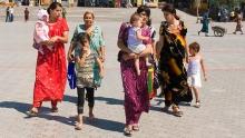 В Таджикистане количество населения растет опережающими темпами. Смотрите