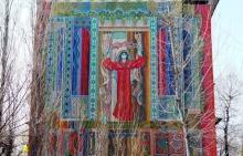 Душанбинские мозаики – умирающее искусство
