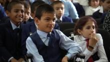 Как и чем Евросоюз порадовал воспитанников особых школ Гиссара