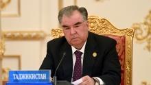 Президент Таджикистана: На наших глазах Афганистан вновь превращается в рассадник международного терроризма