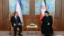 Президенты Узбекистана и Ирана провели переговоры в Душанбе