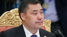 Садыр Жапаров призвал создать пояс безопасности в Центральной Азии