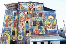 Давайте возродим мозаику в Душанбе!