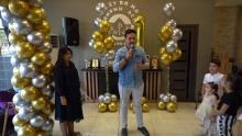 Сертификаты и сладости: как отметили годовщину фирменного кафе «Ширин»