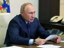 """Путин: """"Тундравон аз Ироқу Сурия фаъолона ба Афғонистон меоянд"""""""
