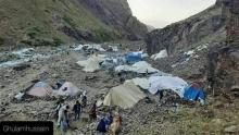 В качестве коллективного наказания. Талибы выселяют хазарейцев-шиитов из их домов