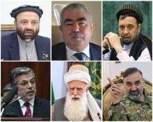 """Дустум и Нур учредили """"Высший совет национального сопротивления Афганистана»"""