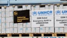 Талибы пока не разрешили ввоз гуманитарной помощи ООН в Афганистан  из Термеза