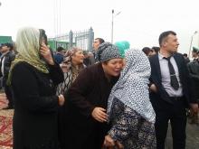 Таджикско-узбекская