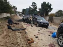 Вооруженное нападение на таджикско-узбекской границе